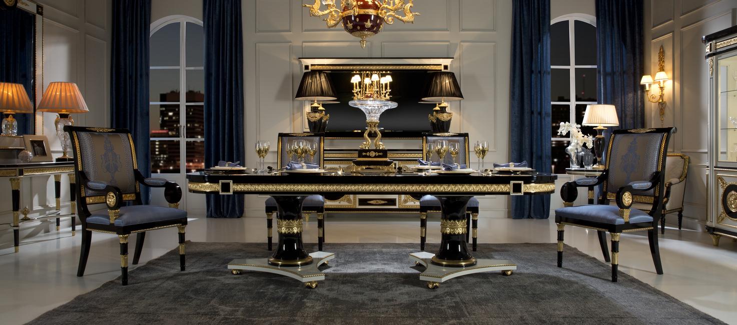 DINING TABLE WELLINGTON