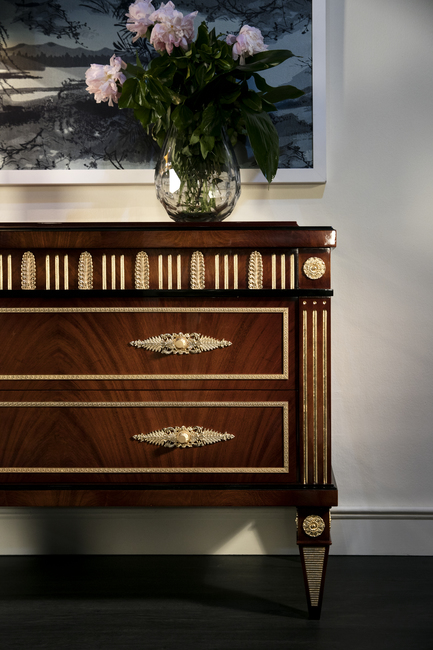 CHEST OF DRAWERS BORDEAUX