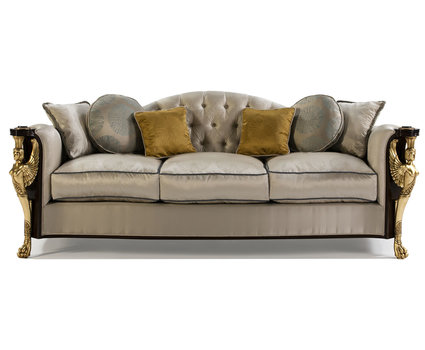 SOFA 3 SEATER SINGULAR PIECES