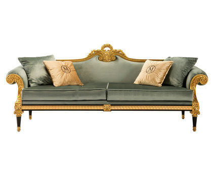 SOFA 2 SEATER TRIANON